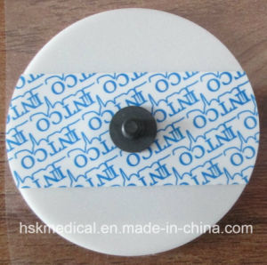 Non-Woven Disposable ECG Electrodes 55mm- for Adult pictures & photos