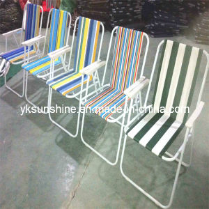 Folding Beach Spring Chair (XY-133D) pictures & photos