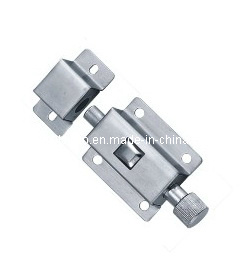 (KTG-208) Indicator Satin Finish Stainless Steel Door Latch pictures & photos