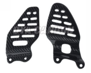 Carbon Fiber Heel Plates for YAMAHA Yzf-R6 08-13 pictures & photos