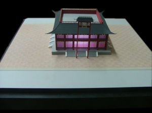 Scale House Model Making (JW-339) pictures & photos