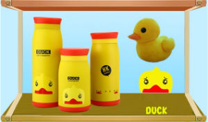 Factory Supply Heat Transfer Duck Baby Water Bottles Printing Film pictures & photos