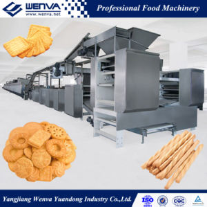 Full Automatic Machine for Making Biscuit pictures & photos