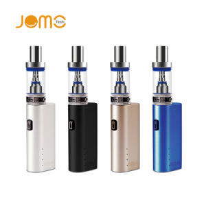 Jomo New 40W Vape Mod 2200mAh 0.5ohm Sub-Ohm E-Cigarettes Starter Kit pictures & photos
