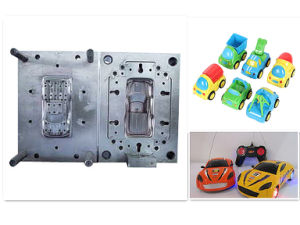 Multi Cavity Plastic Toy Car Injection Mould pictures & photos