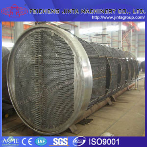 Re-Boiler Heat Exchanger in Alcohol Project pictures & photos
