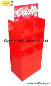 Cardboard Display, Counter Display, Pop Display, Corrugated Display, SGS Approved Floor Display Stand, Paper Display, Retail Display (B&C-A049) pictures & photos