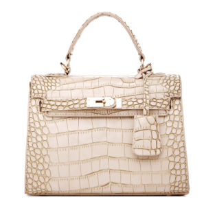 Wholesale Fashion Handbag Crocodile Leather Women Tote Bag pictures & photos