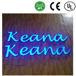 LED Illuminated Acrylic Channel Letter Signs pictures & photos