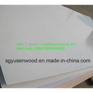 9mm Writing Board White MDF Bpard pictures & photos