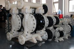 Wilden Air-Operated Double Diaphragm Pump pictures & photos