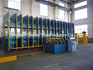 Steel Cord Conveyor Belt Press with CE Standards pictures & photos