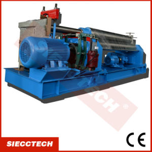 Metal Plate Bending Roll Machine W11 8X3200 pictures & photos