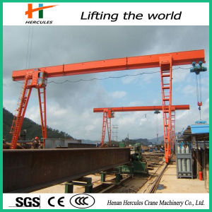 5~20 Ton Electric Workshop Single Girder Gantry Crane pictures & photos