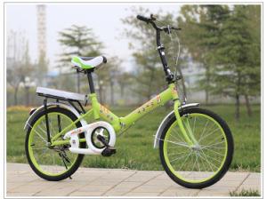"14"" 16"" 20"" Single Speed Disc Brake Alloy Foldable Folded Folding Bike pictures & photos"