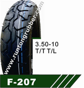 Scooter Tire 3.00-10, 3.50-10 with DOT, ECE pictures & photos