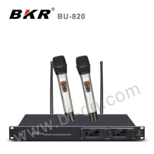 UHF Multi Channel Wireless Microphone System pictures & photos