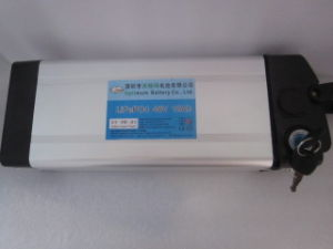 Hot Selling 48V 10ah LiFePO4 Battery Packs for E-Bike pictures & photos