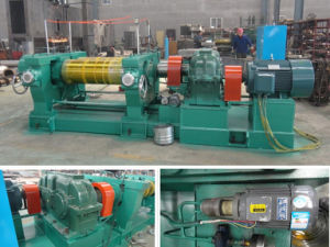 Xk-450 Two Roll Open Rubber Mixing Mill Rubber Machine pictures & photos