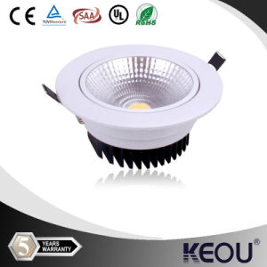 Dimmable High Power LED Downlight 5W pictures & photos