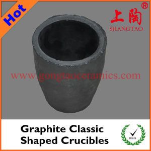 Graphite Classic Shaped Crucibles pictures & photos