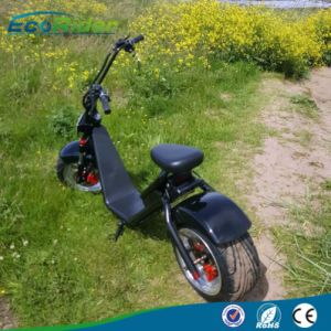Two Wheels 1200W Harley Fat Tires Electric Scooter, Citycoco Scooters pictures & photos