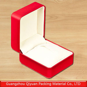 Red Square Box for Wedding Jewelry (QC-JC-002)