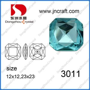 Dz-3011 Unique Cuts Point Back Fancy Stone Embllish Cloth pictures & photos