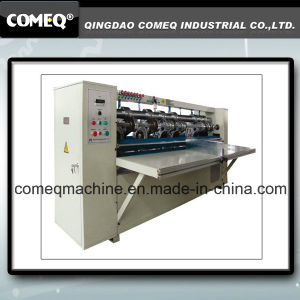Automatic Honeycomb Paperboard Slitting Machine pictures & photos