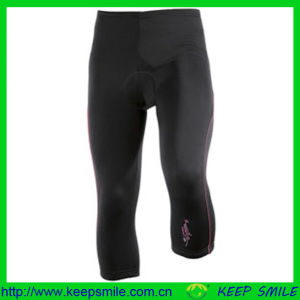 Custom Cycling Over Knee Women Fashion Sport Pants pictures & photos