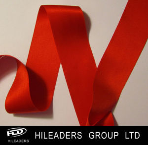 Hileaders Red Wedding Decorative Satin Ribbon
