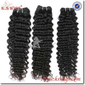 Best-Selling Human Hair Extensoin Brazilian Remy Human Hair pictures & photos