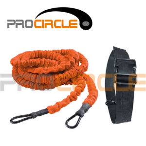 Recoil 360 Degree Latex Resistance Tube Trainer with Belt (PC-PT2054-2057) pictures & photos