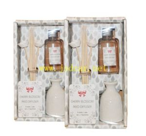 Reed Diffuser Set/ Aroma Diffuser Set/ Gift Set (JSD-K0009) pictures & photos