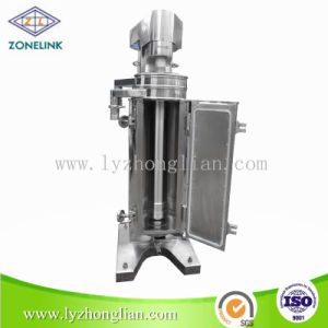 High Speed Coconut Oil Extraction Tubular Centrifuge Separator pictures & photos