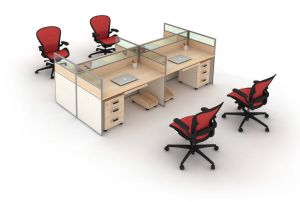 New Rainbow Office Partition (FP061C-246-4)