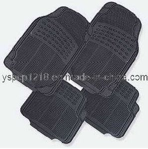 Rubber & PVC Car Mat (YD-0010)