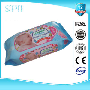 Hot Sale Europe Prive Label Water Baby Cleaning Wet Wipe pictures & photos
