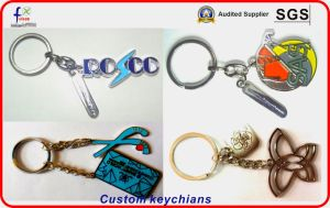 Metal Keychain with Custom Bottle Opener pictures & photos