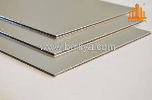 Faced Panels/PVDF Panels/Mirror Wall Panels Mt-2254 Metallic Rose pictures & photos