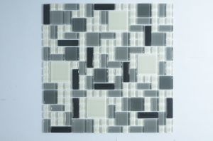 Glass, Ep and Stone Mix Mosaic for Europe Market pictures & photos