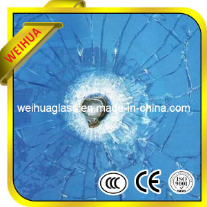 Custom Bulletproof Double-Glazing Glass with CE/ISO9001/CCC pictures & photos