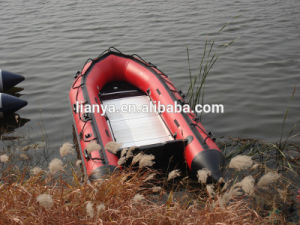 Liya 14.1ft/4.3m PVC Inflatable Rowing Boat for Sale pictures & photos