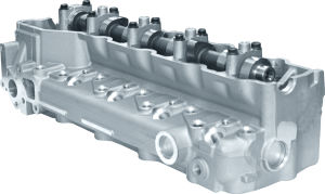 Cylinder Head Assembly for Mitsubishi 4M40T 2.8TD pictures & photos