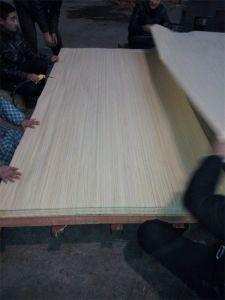 Engineered Wood Veneer White Recon/Recon Gurgan Veneer pictures & photos