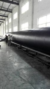 Dia1.5mx12m Inflatable Rubber Marine Airbag for Ship Launching