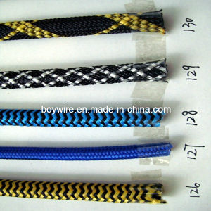 Pet Expandable Braided Textile Cable Sleeve pictures & photos