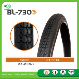 Road Bike Tires Solid Rubber Bicycle Tire pictures & photos