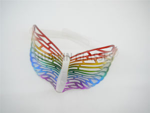 Butterfly Mask Party Glasses