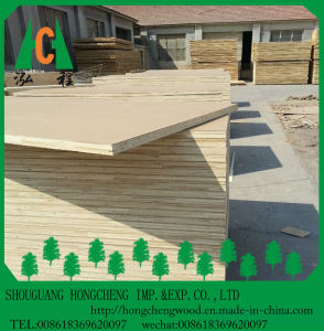 The Cheapest Best Quality Veneer MDF Faced Block Board in Sale pictures & photos